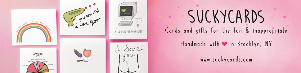 Suckycards