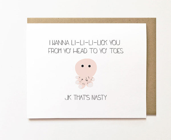 Cute Anniversary Card For Funny Couples Suckycards