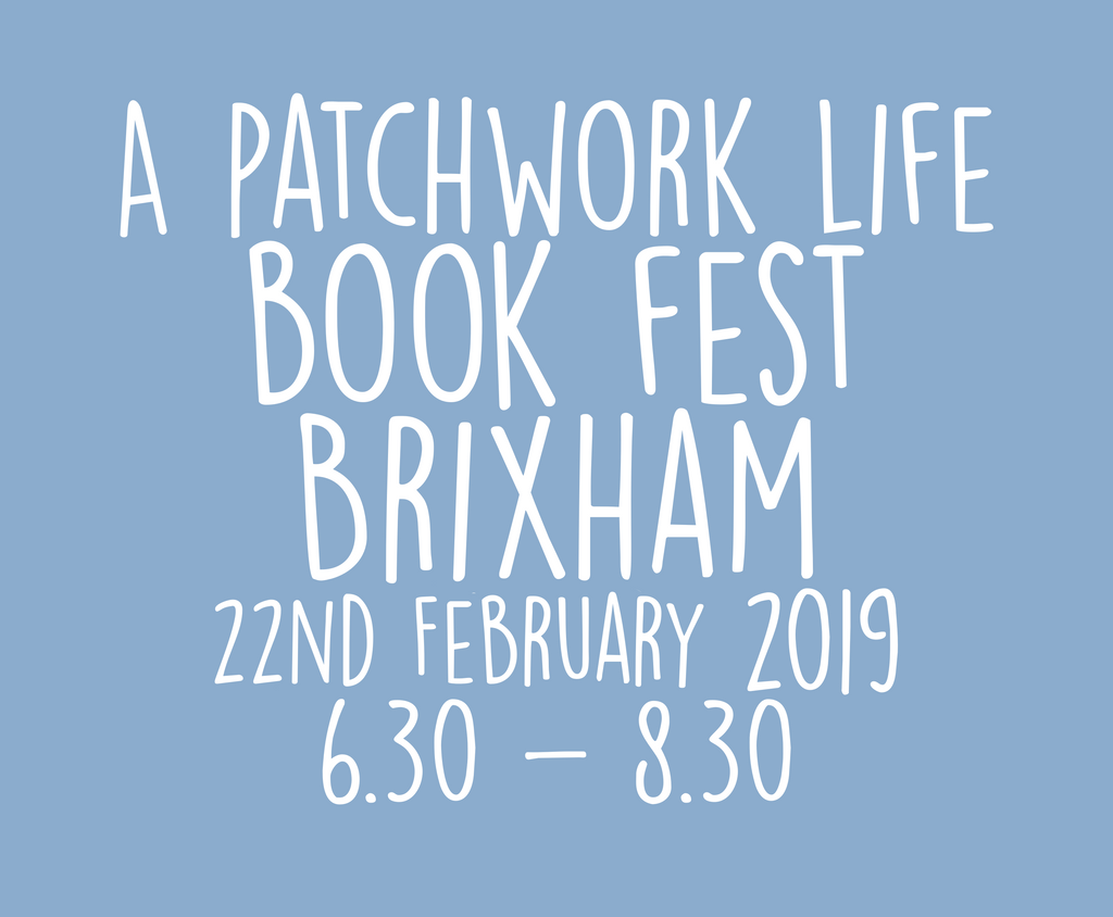 A Patchwork Life Book Tour - Brixham