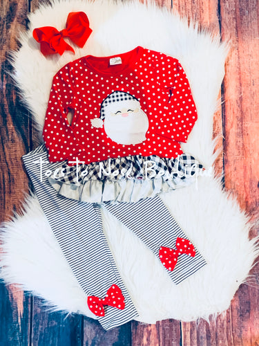 Santa Claus Legging Set
