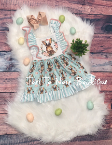 Old Fashioned Bunny Dress