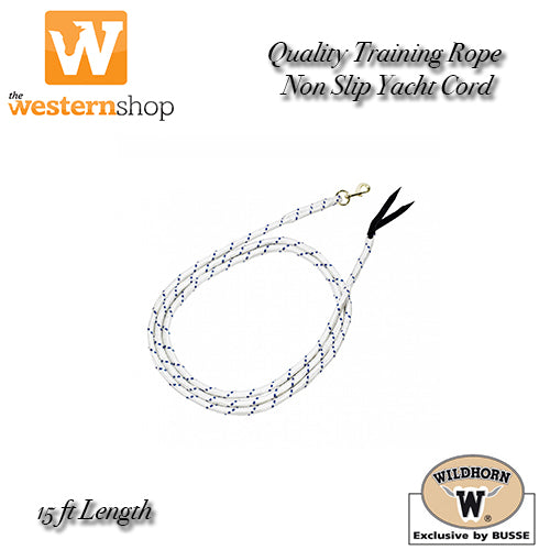 Wildhorn Training Rope 15ft