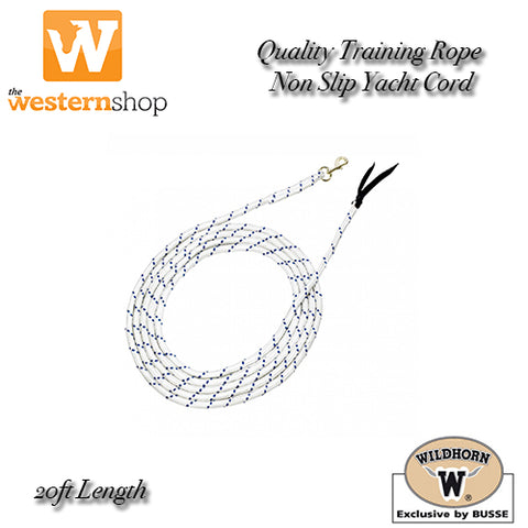 Wildhorn Training Rope 20ft