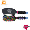 Tail Tamer Curved Rainbow Brush