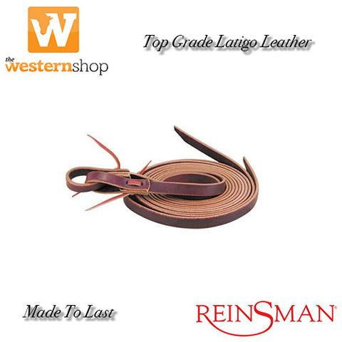 Reinsman Latigo Leather Reins