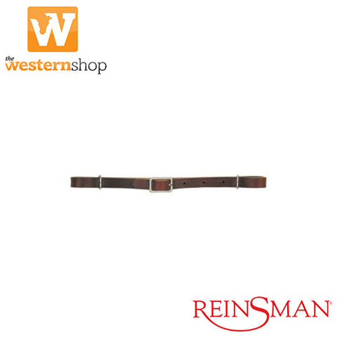 Reinsman Latigo Leather Curb Strap