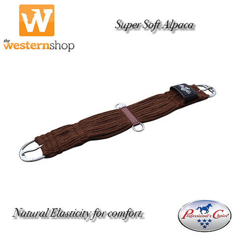 Professional's Choice Alpaca Western Cinch