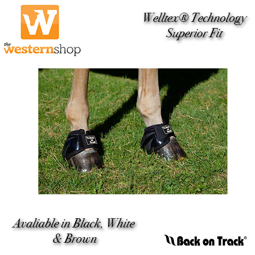 Back on Track® Equine Bell Boots - Performance