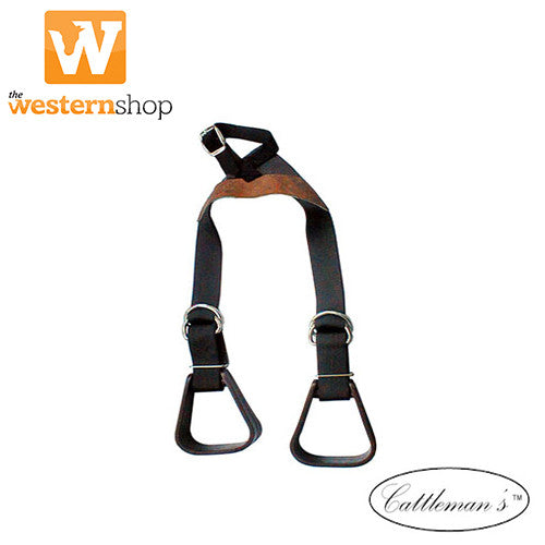 Cattleman's 'Buddy' Stirrups