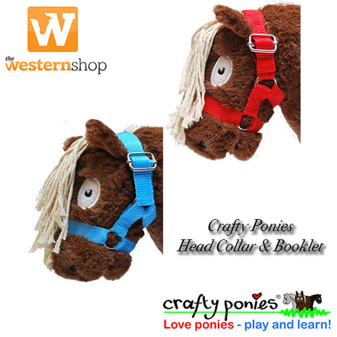 Crafty Ponies Headcollar & Instruction Booklet
