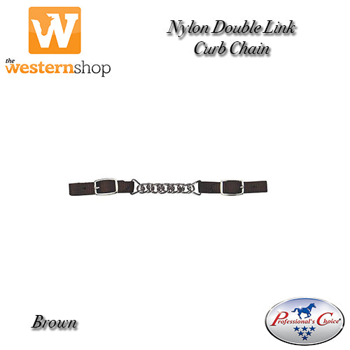 Professional's Choice Nylon Double Link Curb Chain