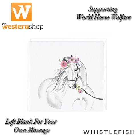 Whistlefish World Horse Welfare Charity Cards