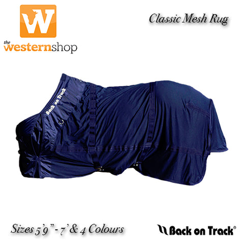 Back On Track® Equine Mesh Sheet - Classic