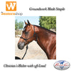 Professionals Choice Clinicians Halter and 15' Lead
