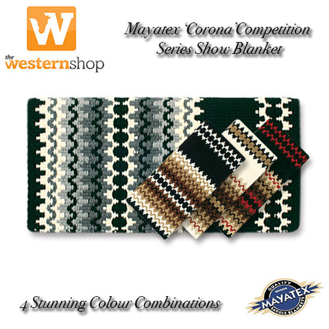 Mayatex 'Corona' Competition Series Blanket