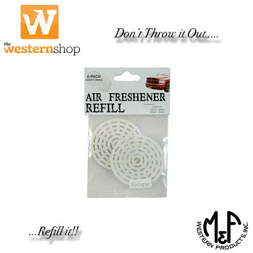 Air Freshner Refills - Twin Pack