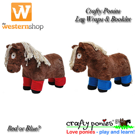 Crafty Ponies Leg Wraps & Booklet