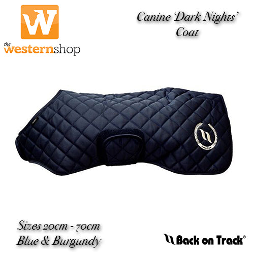 Back on Track® 'Dark Nights Collection' Canine Rug