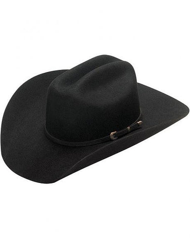Twister 'Dallas' Western Hat - Black