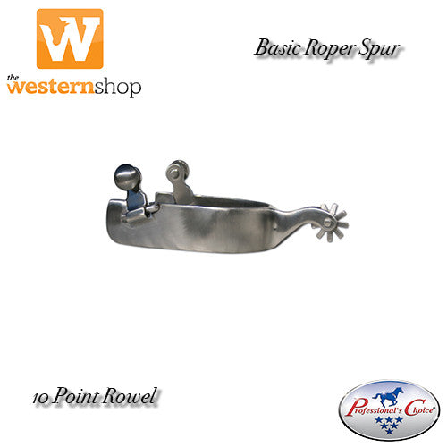 Equisential Roper Spur