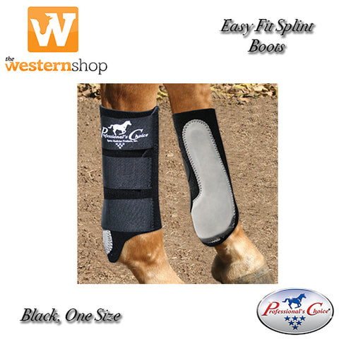 Professional's Choice Easy-Fit Splint Boots
