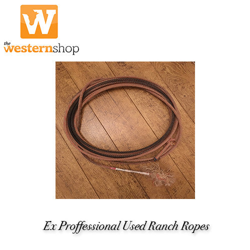 TWS Ex Professional Ranch Rope