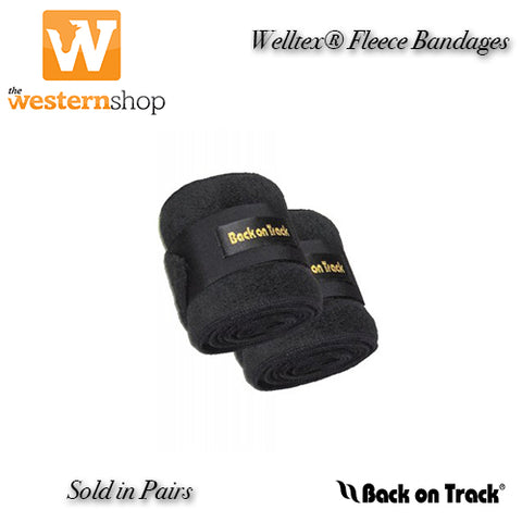 Back On Track® Welltex™ Fleece Bandages