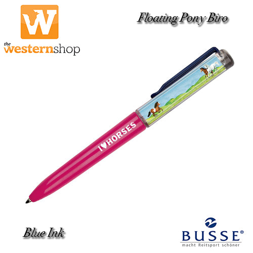 Busse 'Floating Pony' Biro