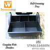Stable & Barn - Full Grooming Tray With Dividers