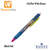 Busse Gel Pen With Eraser