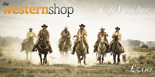 The Western Shop Gift Card