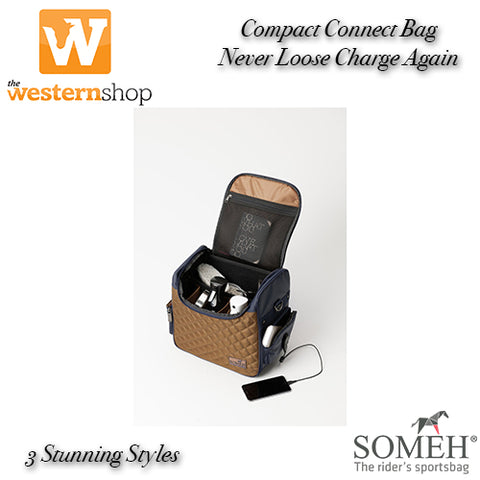 Someh® Compact Connect Grooming Bag