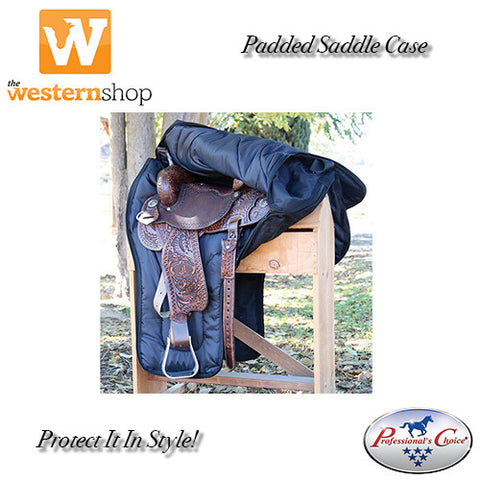 Professional's Choice Padded Saddle Bag