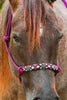 Professional's Choice Beaded Rope Halters - 2018 Colours - NEW COLOURS ADDED