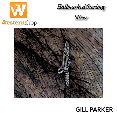 Gill Parker 'Head Collar' Brooch
