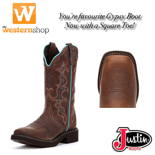 Justin Gypsy L2900 Tan Western Boot