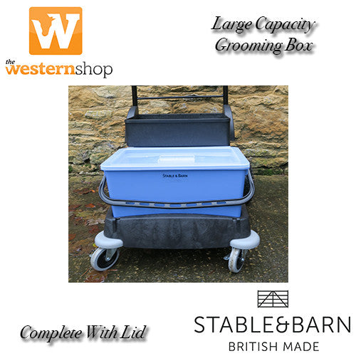 Stable & Barn - Large Grooming Box