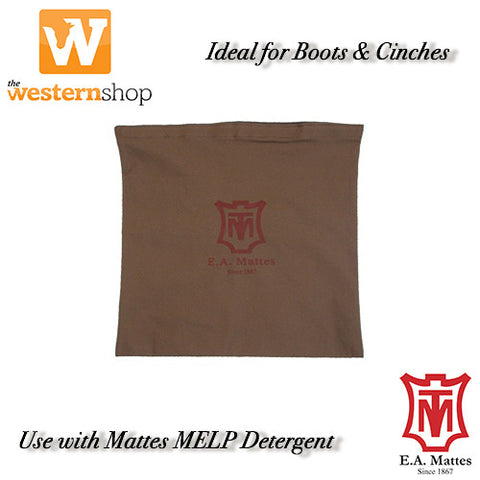 E. A. Mattes Wash Bag