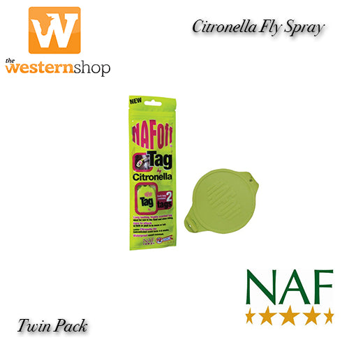NAF Citronella Fly Tags