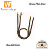 Wildhorn 'Broad Plait' Reins