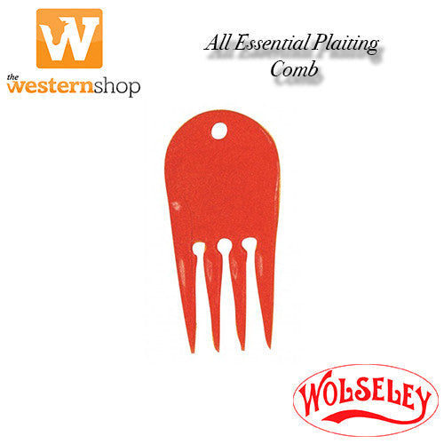 Wolseley Plaiting Comb