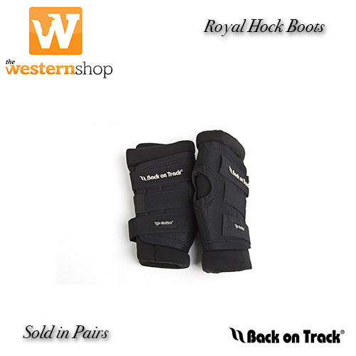 Back on Track® Royal Hock Boot