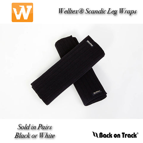 Back On Track® Welltex™ Scandic Leg Wraps