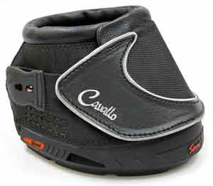 Cavallo Sport Boot Slim with Free Hoof Pick