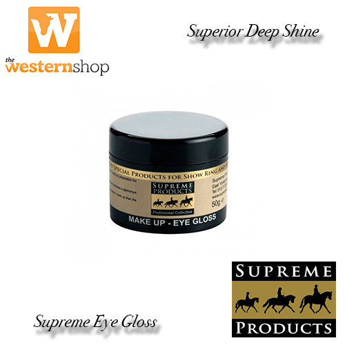 Supreme Products Make Up - Eye Gloss