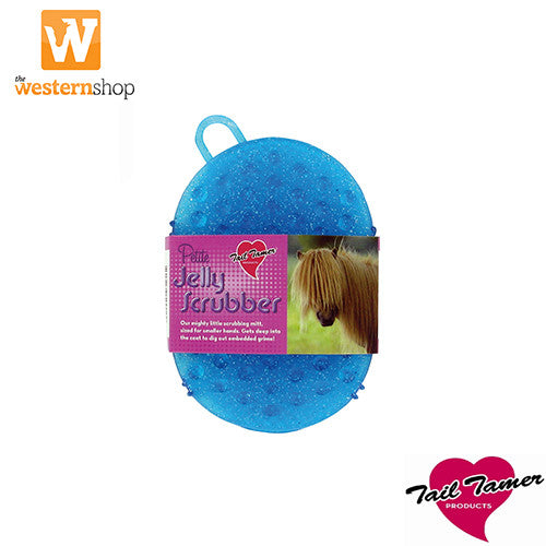 Tail Tamer 'Petit' Jelly Scrubber