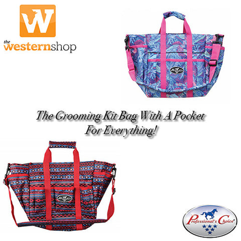 Professional's Choice Tack Tote Grooming Bag