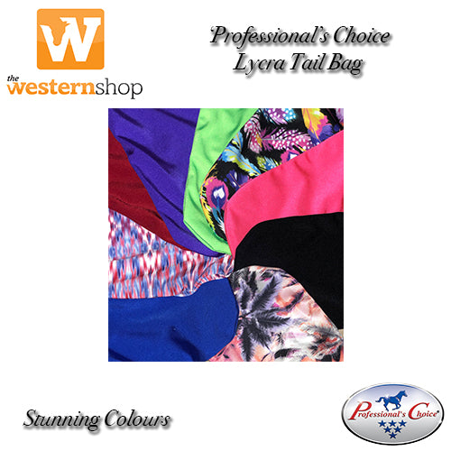 Professional's Choice Lycra Tail Bag