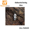 Gill Parker 'Twin Heads' Brooch