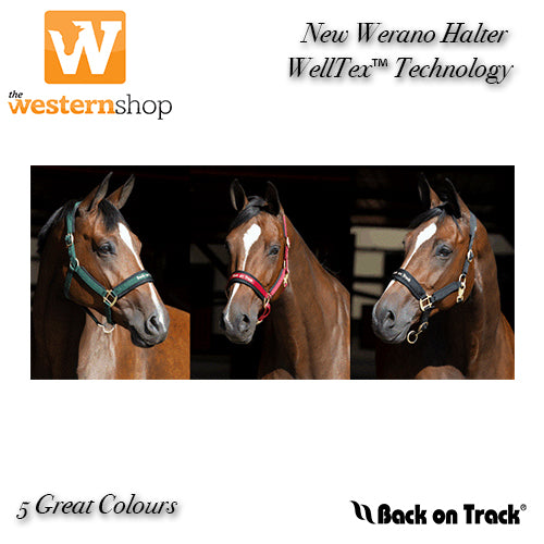 Back On Track® Werano Halter